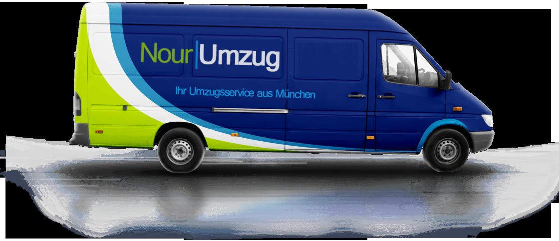 Nour-Umzug-Transporter-München