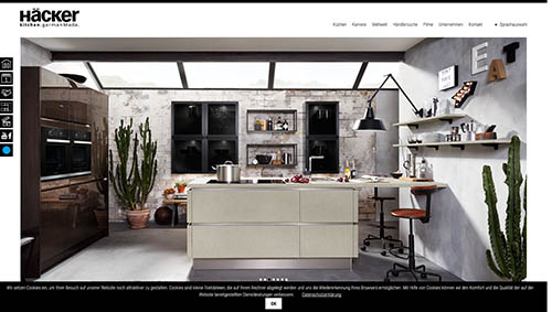 Häcker-Küchenhersteller